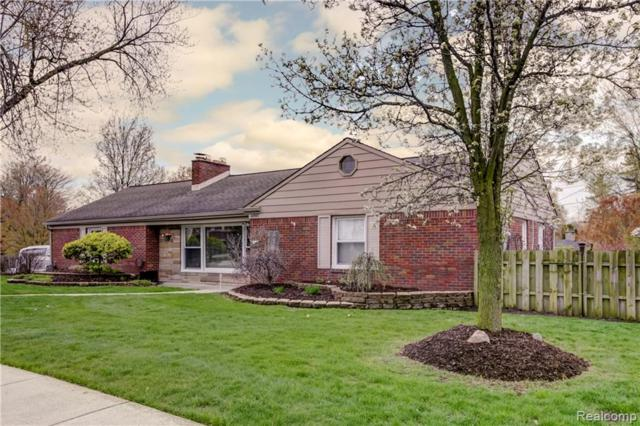 4005 Normandy Road, Royal Oak, MI 48073 (#219038932) :: RE/MAX Classic
