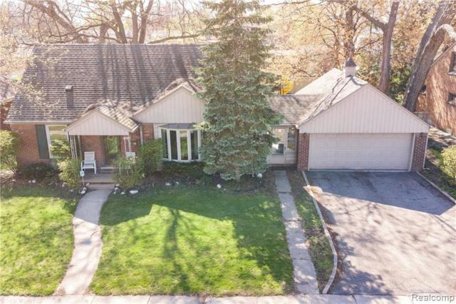 1539 N Gulley Road, Dearborn Heights, MI 48127 (#219038994) :: RE/MAX Classic