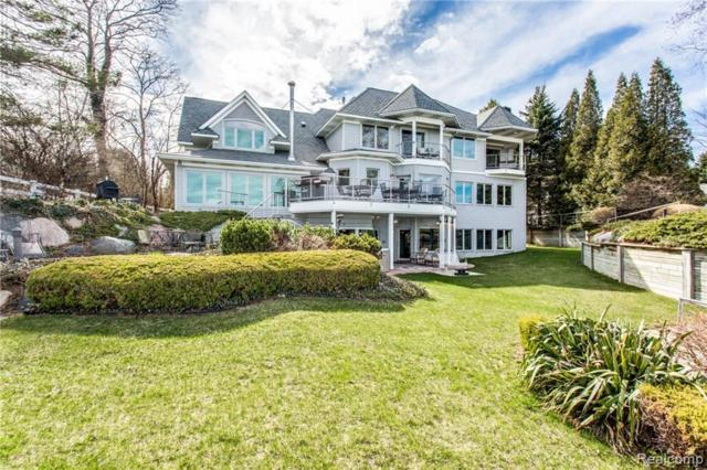 3864 Lakeshore Road, Forester Twp, MI 48427 (#219039229) :: The Buckley Jolley Real Estate Team