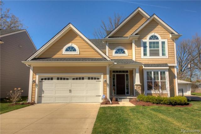 1523 Ottawa Drive, Royal Oak, MI 48073 (#219039365) :: The Alex Nugent Team | Real Estate One