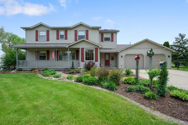 27920 Manhattan Street, Saint Clair Shores, MI 48081 (MLS #219039539) :: The Toth Team
