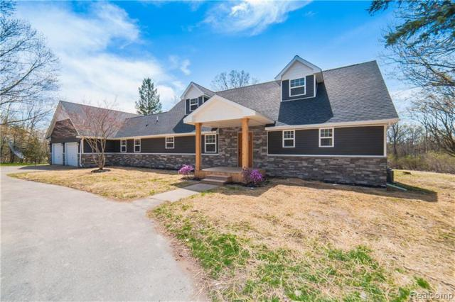 3124 Woodvalley Drive, Flushing Twp, MI 48433 (#219039743) :: The Buckley Jolley Real Estate Team