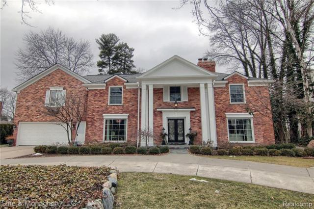 563 Shelden Road, Grosse Pointe Shores Vlg, MI 48236 (#219039754) :: The Mulvihill Group
