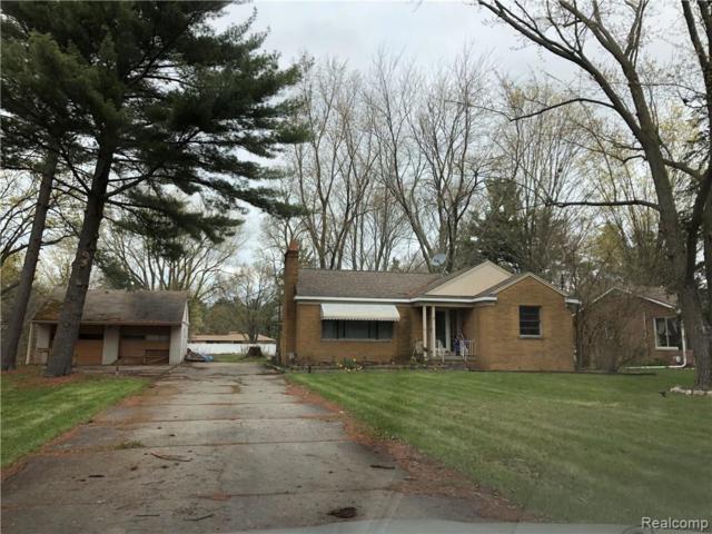 6125 Woodmoor Drive, Burton, MI 48509 (#219039915) :: The Buckley Jolley Real Estate Team