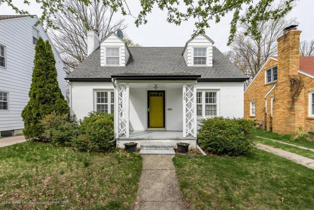 429 Bailey Street, East Lansing, MI 48823 (#630000236019) :: The Alex Nugent Team | Real Estate One