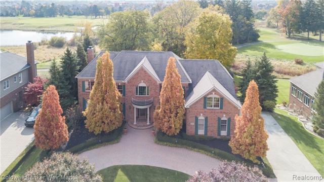 45597 Tournament Drive, Northville Twp, MI 48168 (#219040174) :: RE/MAX Classic