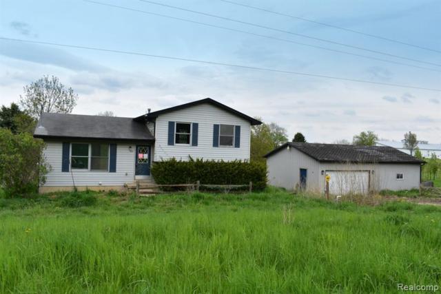 5851 Weller Road, Iosco Twp, MI 48137 (#219040242) :: The Alex Nugent Team | Real Estate One