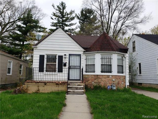 11695 Montrose Street, Detroit, MI 48227 (#219040322) :: RE/MAX Classic
