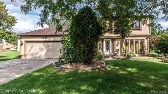 7287 Indian Creek Road W, West Bloomfield Twp, MI 48322 (#219040408) :: The Buckley Jolley Real Estate Team