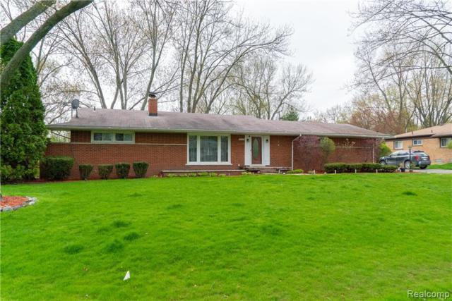 28265 Green Willow Street, Farmington Hills, MI 48331 (#219040636) :: RE/MAX Classic