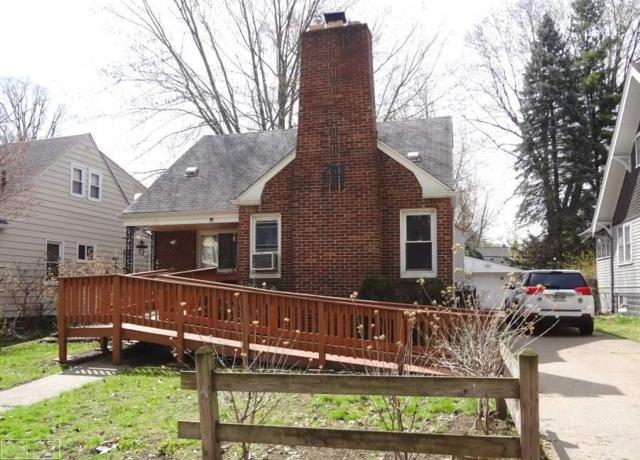 64 Devonshire, Pleasant Ridge, MI 48069 (#58031378670) :: RE/MAX Nexus
