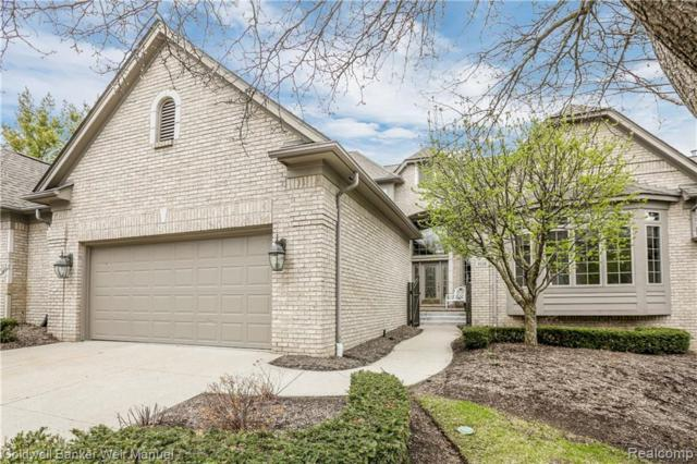 6536 Enclave Drive, Independence Twp, MI 48348 (#219040693) :: The Buckley Jolley Real Estate Team