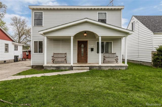 11133 Syracuse Street, Taylor, MI 48180 (#219040728) :: RE/MAX Classic