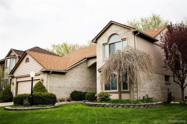 966 River Mist Dr Drive, Rochester, MI 48307 (#219040742) :: The Alex Nugent Team | Real Estate One