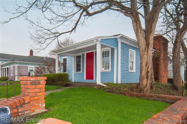69 S Main Street, City Of The Vlg Of Clarkston, MI 48346 (#219040822) :: Keller Williams West Bloomfield