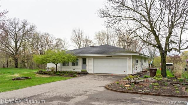 13151 Hadley Road, Unadilla Twp, MI 48137 (#219040868) :: RE/MAX Nexus