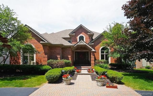 3294 Long Meadow Court, West Bloomfield Twp, MI 48324 (#219040922) :: RE/MAX Classic