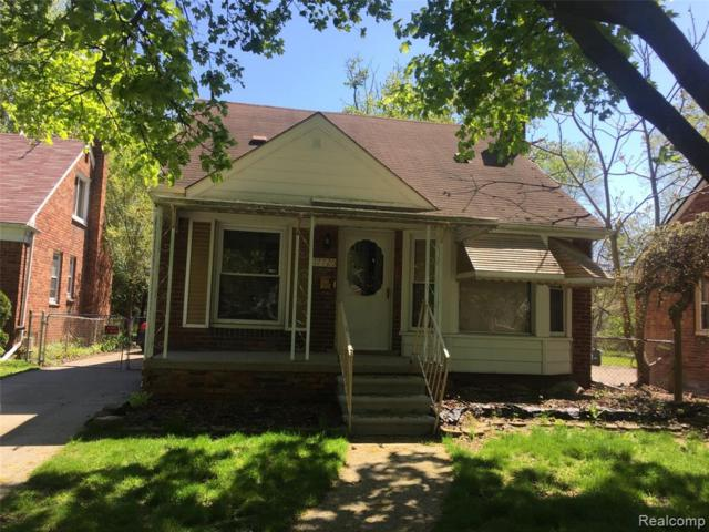 17720 Wormer Street, Detroit, MI 48219 (#219040982) :: The Buckley Jolley Real Estate Team