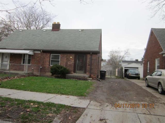 17207 Sioux, Detroit, MI 48224 (#58031378766) :: The Alex Nugent Team | Real Estate One