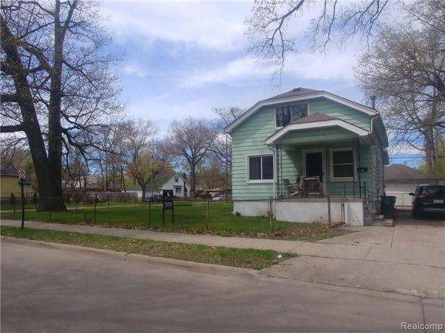 713 E Meyers Avenue, Hazel Park, MI 48030 (#219041061) :: RE/MAX Classic