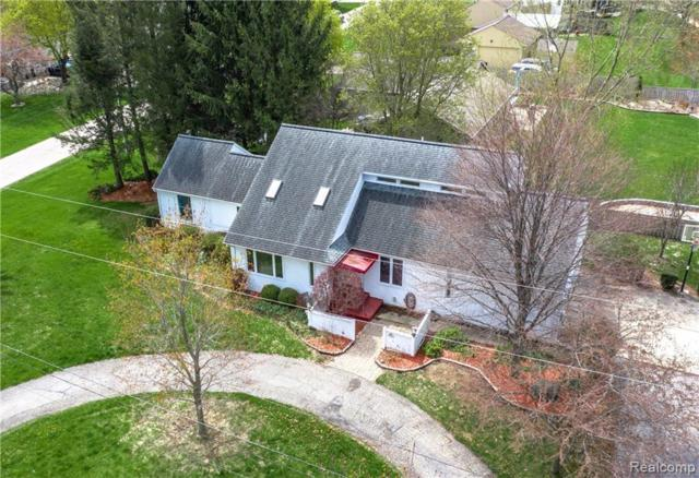 2015 Sunset Drive, Owosso Twp, MI 48867 (MLS #219041091) :: The Toth Team