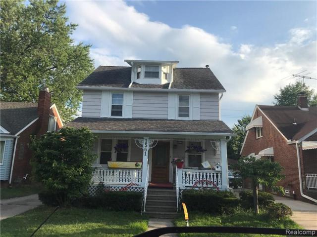 1561 Brys Drive S, Grosse Pointe Woods, MI 48224 (#219041161) :: RE/MAX Classic