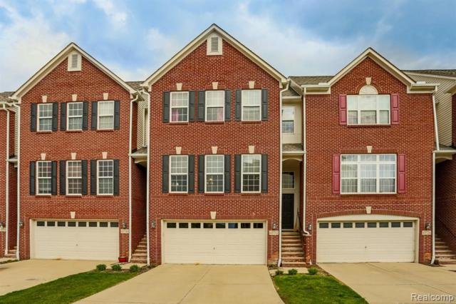 43732 Sweet Cherry Lane, Canton Twp, MI 48188 (MLS #219041211) :: The Toth Team