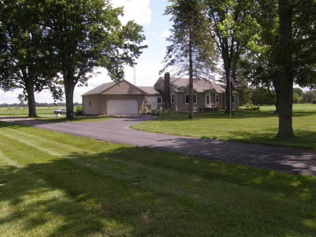10115 Sharon Road, ST CHARLES TWP, MI 48655 (MLS #5031378830) :: The Toth Team