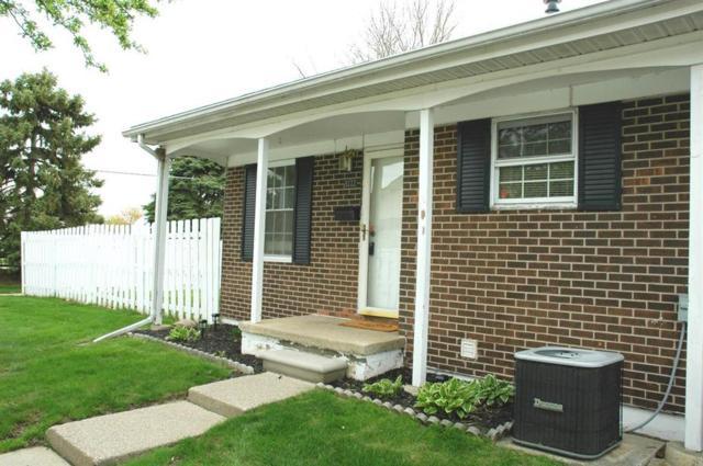 5222 Schooner Cove Boulevard, Ypsilanti Twp, MI 48197 (#543265098) :: RE/MAX Classic