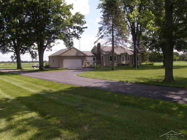 10115 Sharon Road, ST CHARLES TWP, MI 48655 (MLS #61031378841) :: The Toth Team