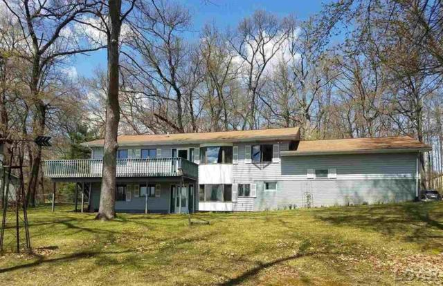 14855 Oak Lane, Woodstock Twp, MI 49230 (MLS #56031378865) :: The Toth Team