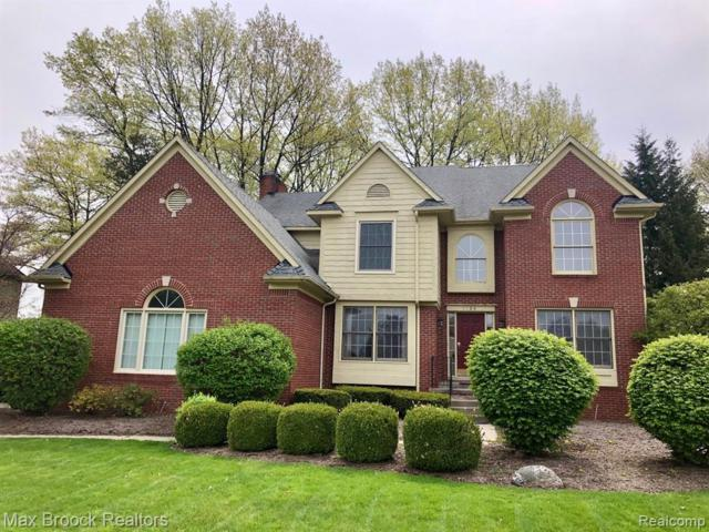 3329 Long Meadow Court, West Bloomfield Twp, MI 48324 (#219041390) :: RE/MAX Classic