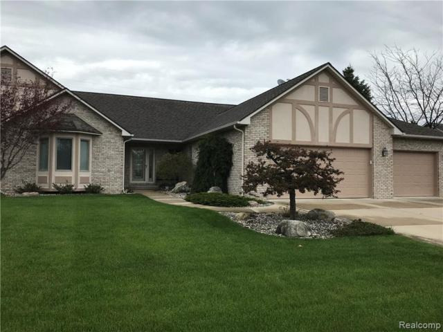 5228 Wyndemere Common Square, Mundy Twp, MI 48473 (MLS #219041524) :: The Toth Team