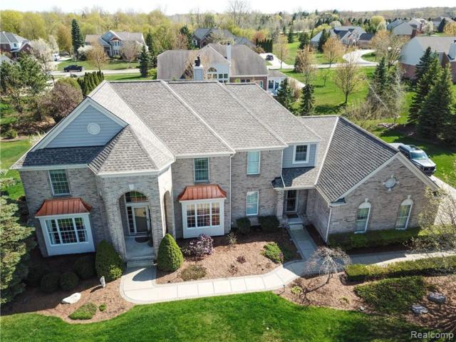 51085 Plymouth Valley Drive, Plymouth Twp, MI 48170 (#219041604) :: GK Real Estate Team