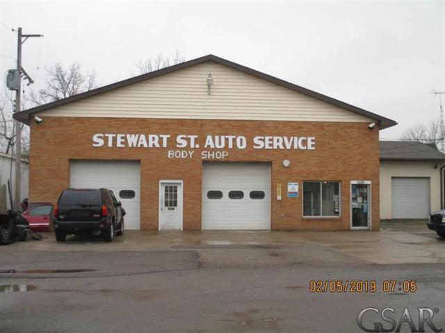 1225 W Stewart, Owosso, MI 48867 (MLS #60031378928) :: The Toth Team