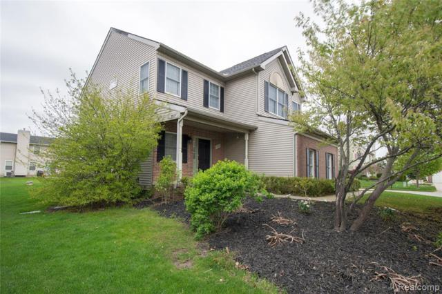 1042 Polo Drive, South Lyon, MI 48178 (#219041778) :: Duneske Real Estate Advisors