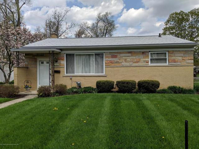 725 Sandlyn Drive, Lansing Twp, MI 48910 (MLS #630000236189) :: The Toth Team