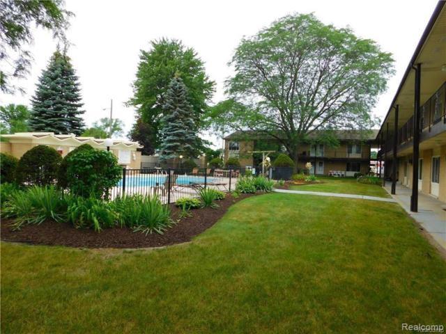 1450 Ann Arbor Rd. Road W #9, Plymouth, MI 48170 (#219042209) :: GK Real Estate Team