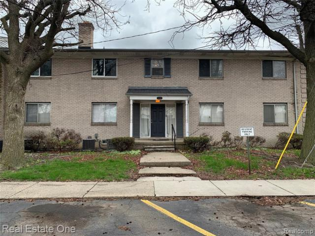 22124 Dante Street, Oak Park, MI 48237 (#219042242) :: RE/MAX Nexus