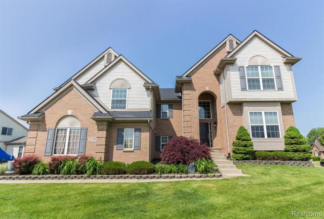 2170 Goldfinch Boulevard, Commerce Twp, MI 48382 (#219042539) :: The Mulvihill Group