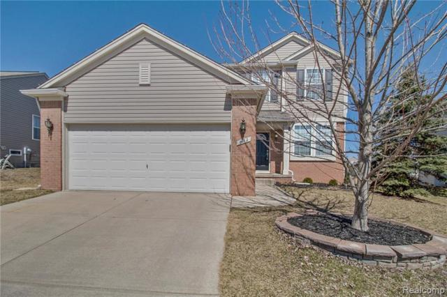 872 Deer Run Lake Road, Holly Twp, MI 48442 (#219042660) :: The Alex Nugent Team | Real Estate One