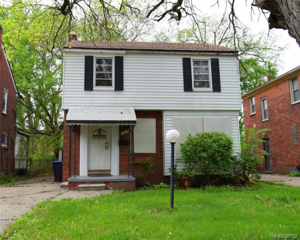 14615 Vaughan Street, Detroit, MI 48223 (#219042706) :: RE/MAX Classic