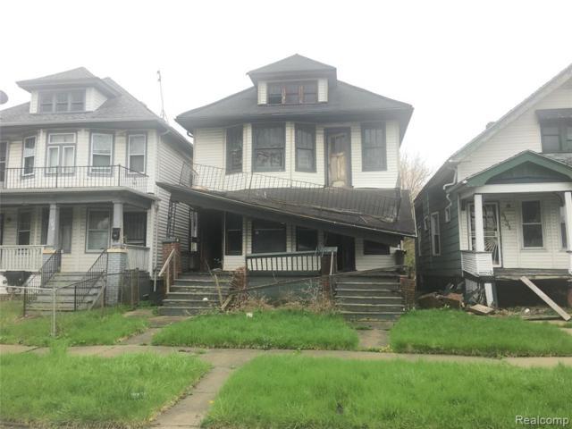 6125 Seneca Street, Detroit, MI 48213 (#219042815) :: KNE Realty 360