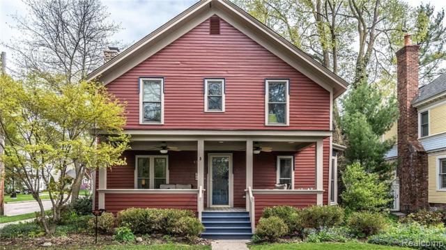 418 W Dunlap Street, Northville, MI 48167 (#219042895) :: GK Real Estate Team