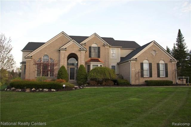 50311 Maple Ridge Drive, Plymouth Twp, MI 48170 (#219042992) :: RE/MAX Classic