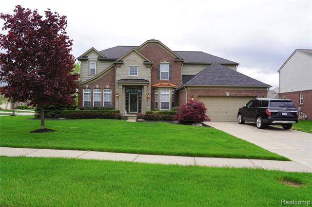 16327 Johnson Creek Drive, Northville Twp, MI 48168 (#219043002) :: GK Real Estate Team