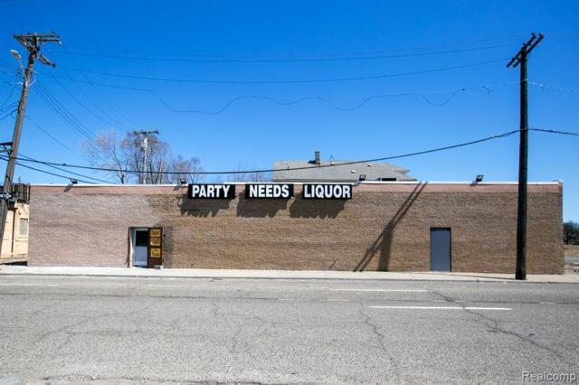 13316 14th Street, Detroit, MI 48238 (#219043139) :: The Buckley Jolley Real Estate Team