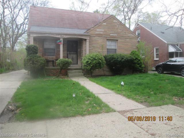 18662 Blackmoor Street, Detroit, MI 48234 (#219043185) :: RE/MAX Nexus