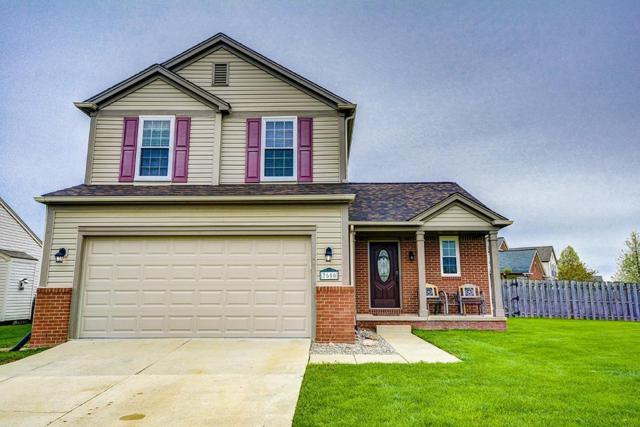 7650 Kenton Court, Ypsilanti Twp, MI 48197 (#543265275) :: RE/MAX Classic
