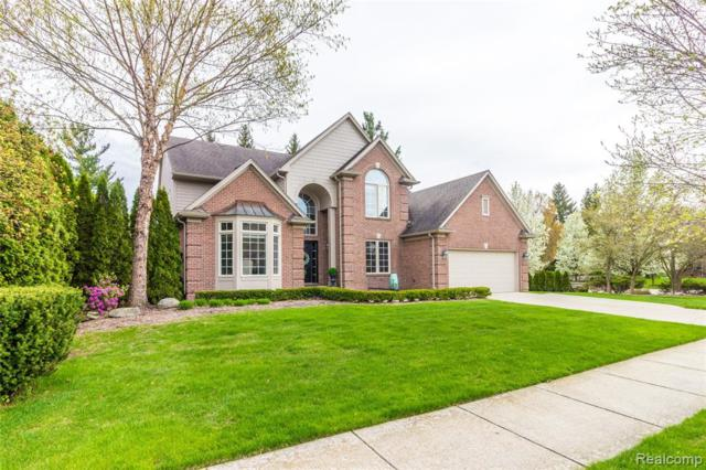 1604 Chase Drive, Rochester, MI 48307 (MLS #219043556) :: The Toth Team